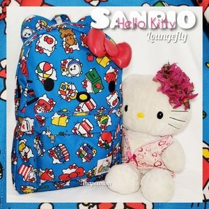Loungefly Hello Kitty Backpack Sanrio Character